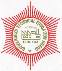 Bangladesh Technical Educaiton Board (BTEB) Logo (English Version) | বাংলাদেশ কারিগরি শিক্ষা বোর্ড (বাকাশিবো) ইংরেজি সংস্করণ