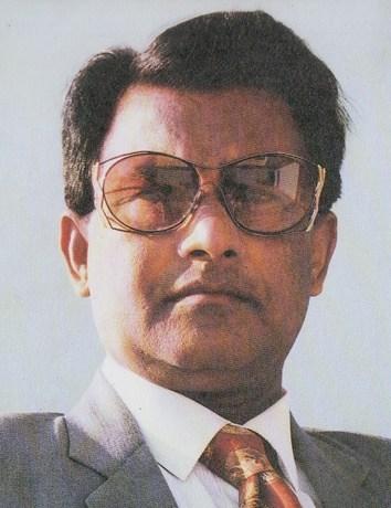 Dr. Alauddin Ahmed