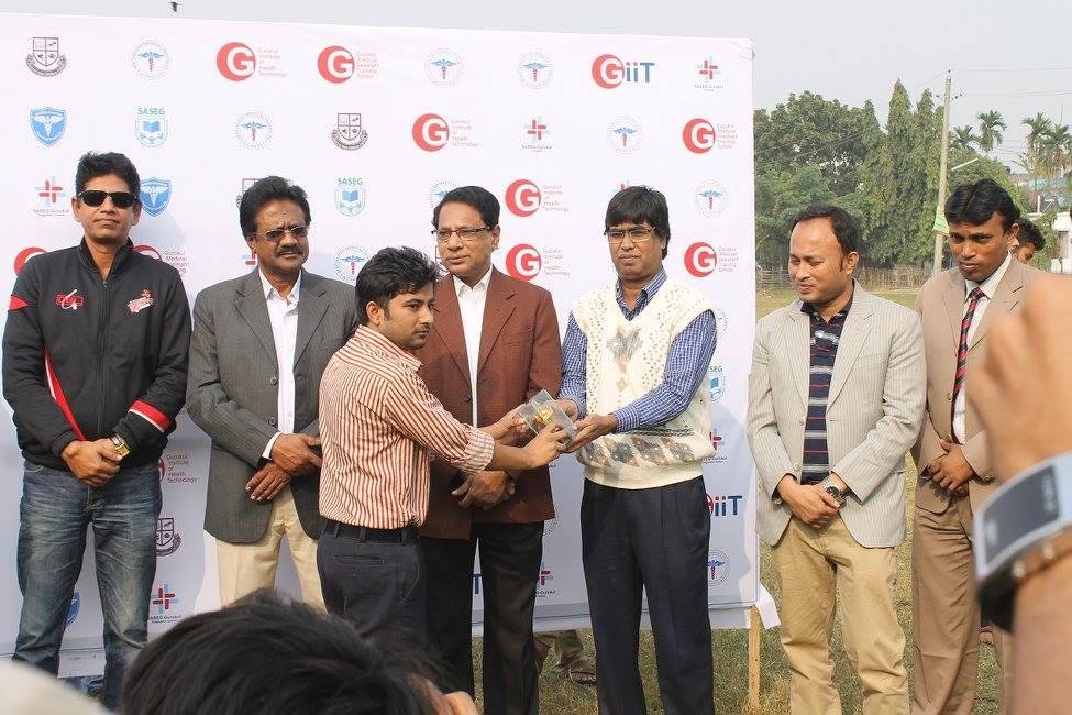 গুরুকুল শিক্ষা পরিবারের আন্ত:টেকনোলজি বিজয় দিবস ক্রিকেট টুর্নামেন্টের উদ্বোধন। Gurukul Cricket Tournament