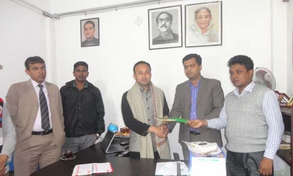 গুরুকুল শিক্ষা পরিবার এর সাথে মোবাইল অপারেটর রবির কর্পোরেট চুক্তি স্বাক্ষর। Gurukul Robi Contract Signing
