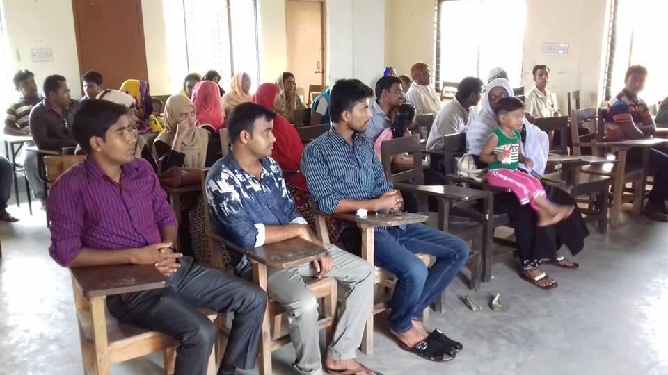 গুরুকুল শিক্ষা পরিবার কুষ্টিয়ার কম্পিউটার টেকনোলজির অভিভাবক সমাবেশ | Parents/Guardians Meeting of Computer Technology of Gurukul, Kushtia