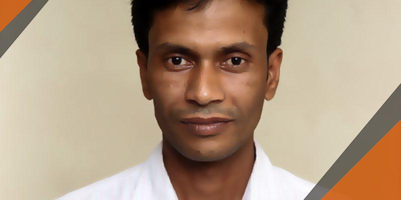 Mizanur Rahman, Jr. Instructor, Textile Department, Gurukul : মিজানুর রহমান, জুনি: ইন্সট্রাকটর, টেক্সটাইল বিভাগ, গুরুকুল