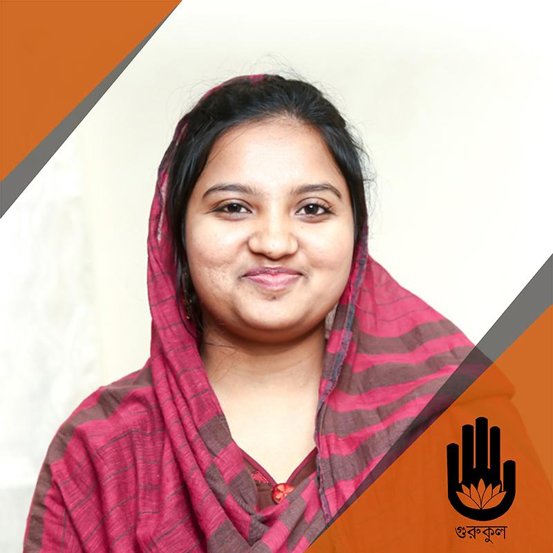 Rasna Sharmin, Instructor, Electrical Department, Gurukul | রাশনা শারমিন, ইন্সট্রাকটর, ইলেকট্রিকাল বিভাগ, গুরুকুল