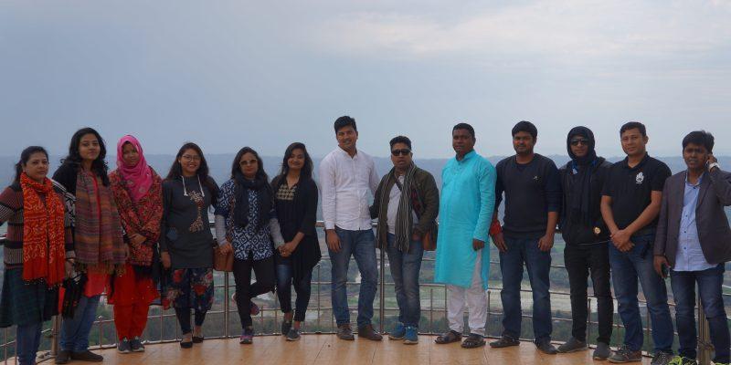 গুরুকুল কর্মীদের সাজেক ভ্রমন-Sajeek travel to Gurukul staff